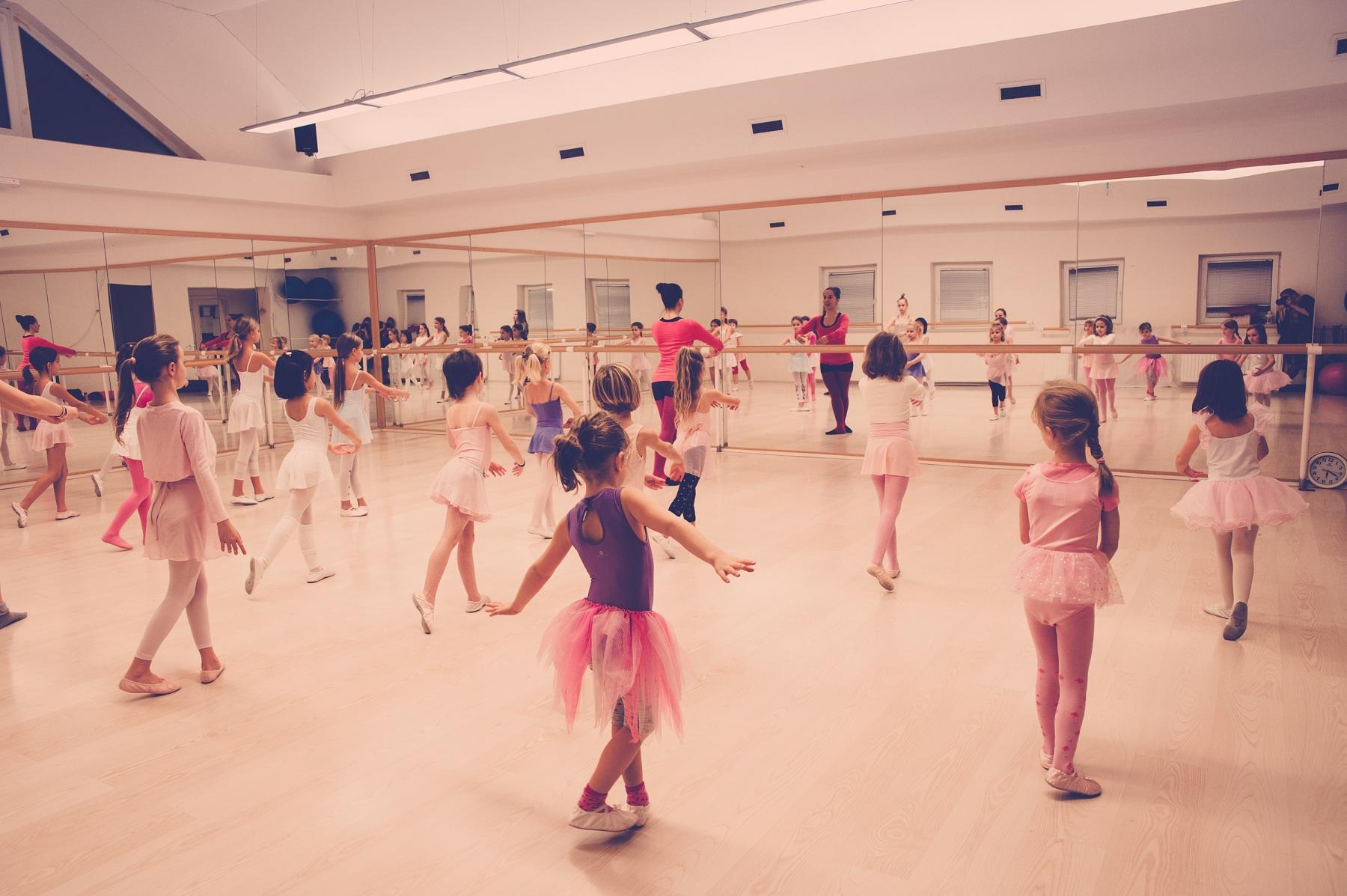 Balett Gyermek